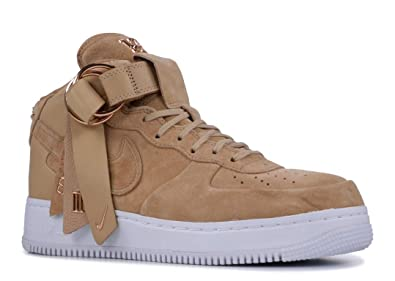 a44c0385417fc Amazon.com: AIR Force 1 MID CMFT 'Victor Cruz' - AO9298-200: Shoes