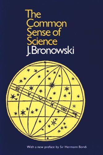 Jacob bronowski essays