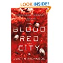 The Blood Red City: A Novel (The Never War)