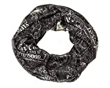 Harry Potter Map Infinity Viscose Scarf