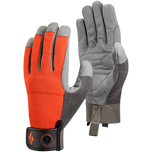 Black Diamond Crag Gloves, Octane, Medium