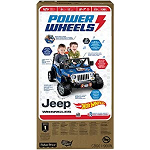 Power-Wheels-Hot-Wheels-Jeep-Wrangler-Blue-12V