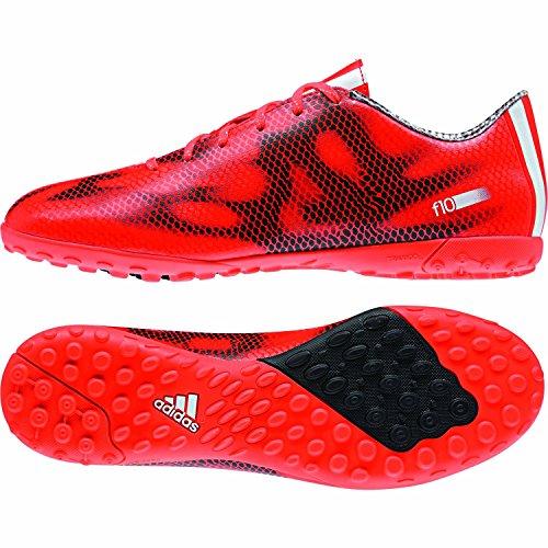 Adidas F10Adizero TRX TF uomo rosso