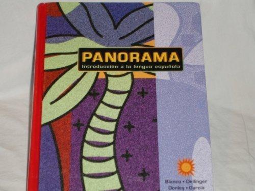 Panorama Student Textbook