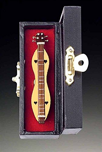 Dulcimer Miniature with Case 3 - Best Dulcimer