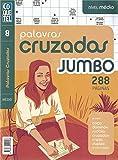 capa de Palavras Cruzadas Jumbo 8