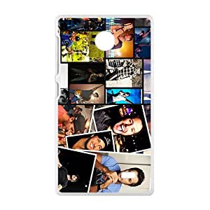 SKULL Luke Bryan Brand New And Custom Hard Case Cover Protector For Nokia Lumia X