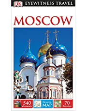 DK Eyewitness Moscow