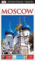 DK Eyewitness Travel Guide: Moscow is your indispensable guide to this beautiful part of the world. The fully updated guide includes unique cutaways, floor plans and reconstructions of the must-see sights, plus street-by-street maps of popula...