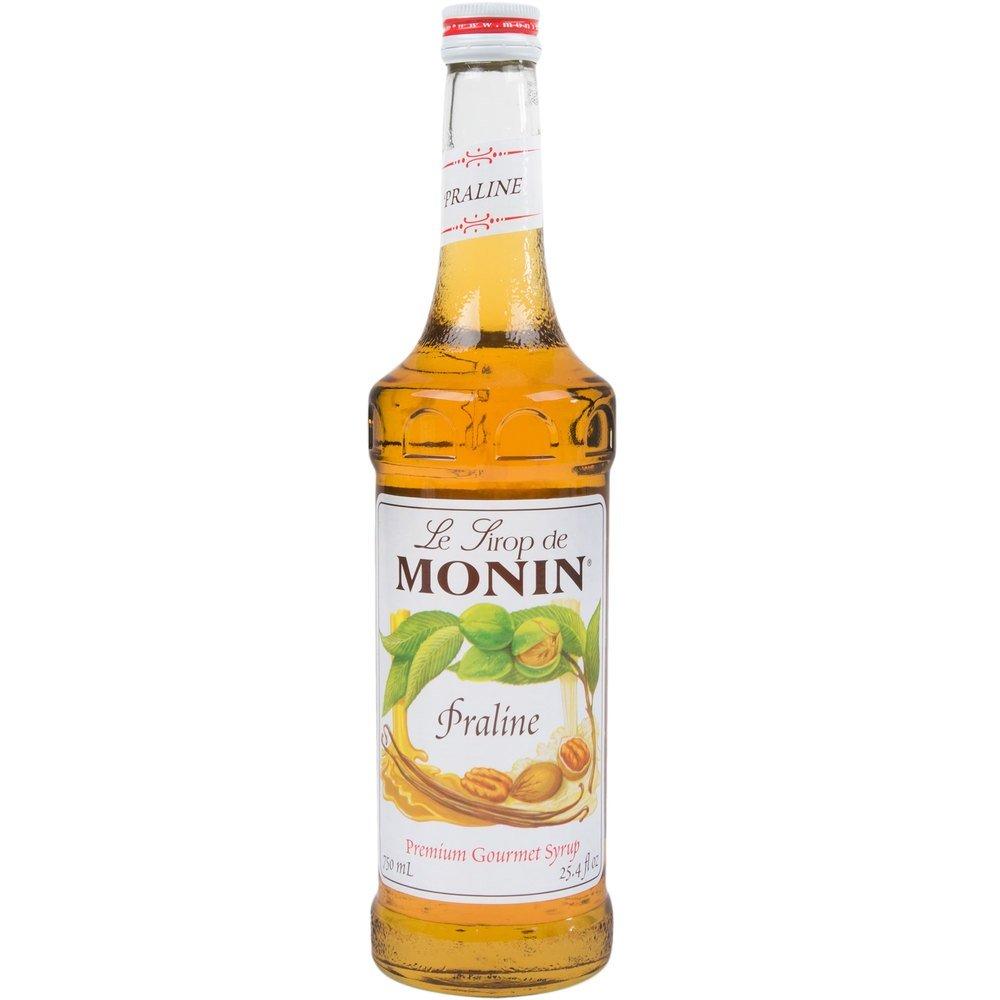 Monin Praline Syrup, 750 ml