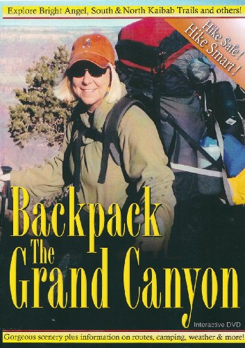 Backpack the Grand Canyon -DVD