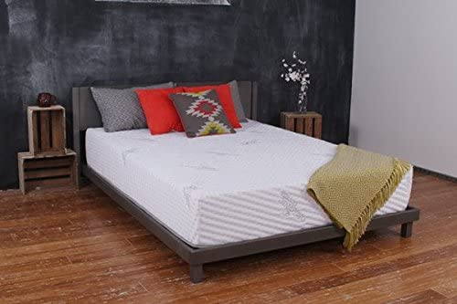 Ultimate Dreams Aria Medium Firm Twin Memory Foam Mattress