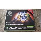 BFG Tech GeForce GTX 275 OC 896MB DDR3 PCI Express (PCI-E) Dual DVI Video Card w/HDCP Support