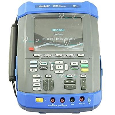 Handheld Oscilloscope Multimeter 6in1 2CH 70MHz 1GSa/s Recorder DMM Spectrum Analyzer Frequency Counter Arbitrary Waveform generator