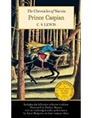 Prince Caspian with CD (Audio)