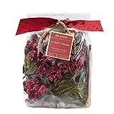 Aromatique Decorative Potpourri Bag- The Smell of Christmas (14oz Pocketbook Bag)