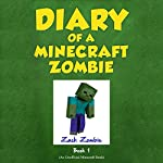 A Scare of a Dare: Diary of a Minecraft Zombie, Book 1 | Zack Zombie