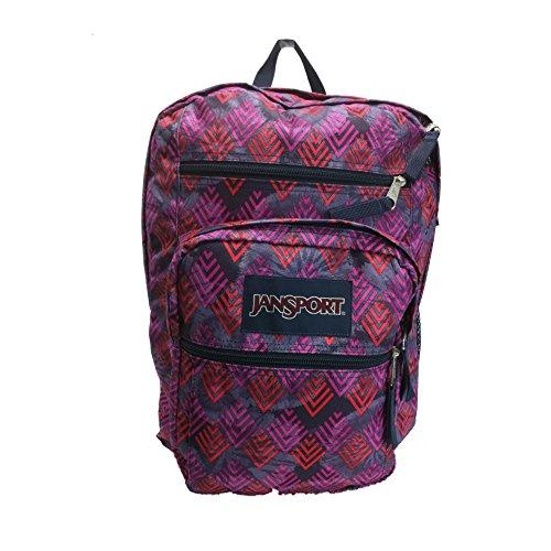 JanSport Big Student Classics Series Backpack - Multi Diamond -