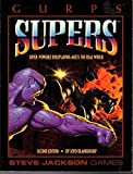 img - for Gurp's Supers: Super-Powered Roleplaying Meets the Real World book / textbook / text book
