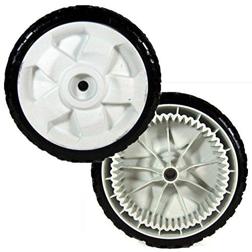 Outdoor Replacement Wheel - Genuine Toro Wheels Part # 119-0311 SET OF 2