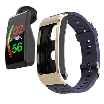 WGG Relojes: Smart Fitness Sport Smartwatch Auriculares Bluetooth ...