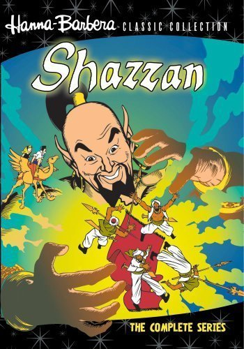(Shazzan: The Complete Series by Warner Archive by William Hanna Joseph Barbera)