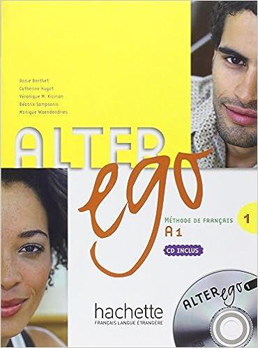 En ligne téléchargement gratuit Alter ego 1 : Méthode de français (1CD audio) pdf, epub