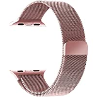 GEOTEL Apple Watch Band 42mm, Milanese Loop Stainless Steel Bracelet Strap Band for Apple Watch Series 1 Series...