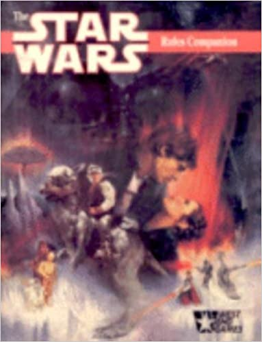 Star Wars Rules Companion by Greg Gorden (1989-01-03)