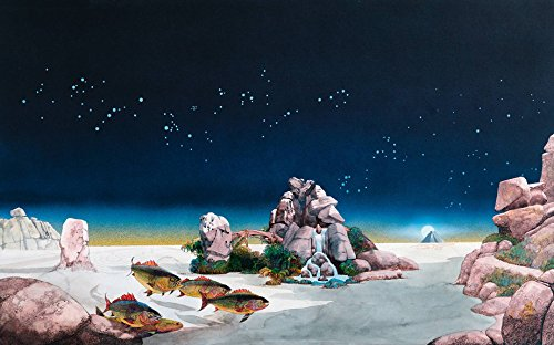 Yes Tales From Topographic Oceans 13 x 19