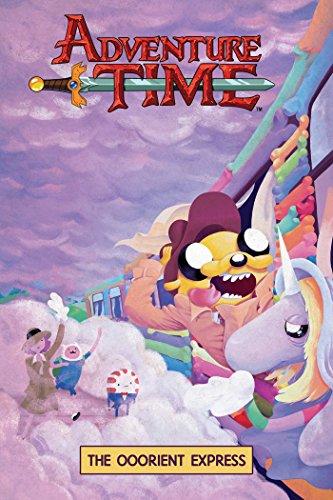 Adventure Time Original Graphic Novel Vol.