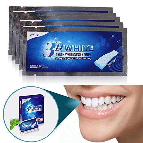 Neuf Bandes de blanchiment des dents 3d avancée antidérapante professionnel Bandes de blanchiment des dents blanchissant dentaire 14Packs/28bandes Love customers customers are God.