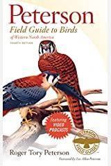 Peterson Field Guide to Birds of Western North America, Fourth Edition (Peterson Field Guides) Vinyl Bound