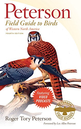 Peterson Field Guide to Birds of Western North America, Fourth Edition product image