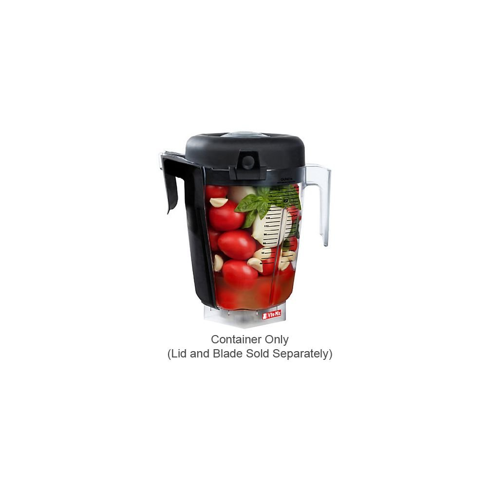 Vitamix 15896 - 192 oz Pitcher For XL Blender Without Lid and Blade