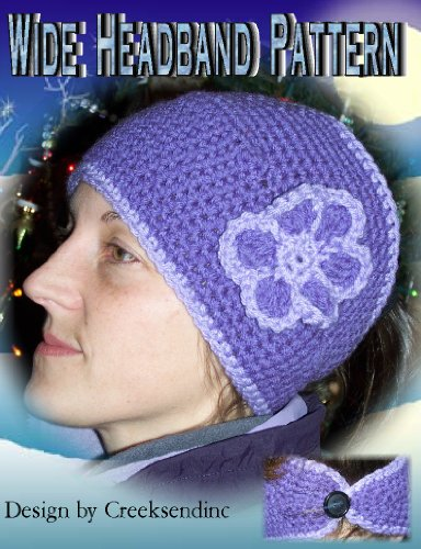 Womens Crocheted Headband Pattern Kindle Edition By Sharon