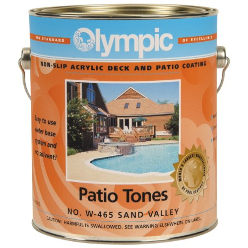 (Kelley Technical Olympic Patio Tones Deck Coatings Sand Valley - 1)