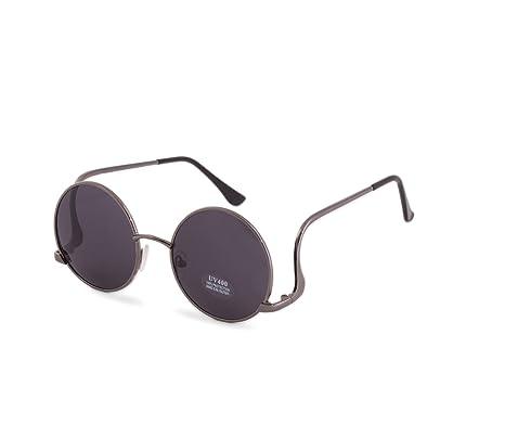 New Retro Black Mirror miroir Lunettes de soleil UNISEX Sunglasses mirror APMOv1