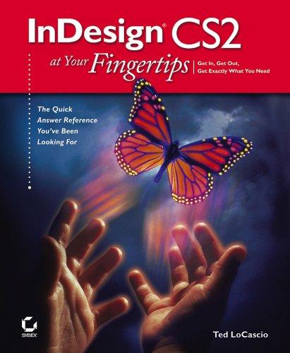 Download InDesign CS2 at Your Fingertips Pdf