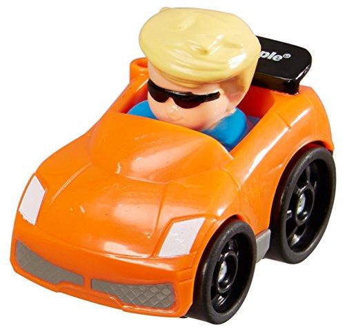 Fisher-Price Little People Wheelies - Eddie (People Racing)