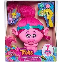 Trolls, Just Play, Poppy Styling Station