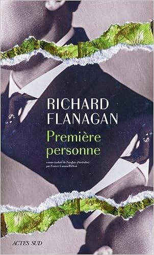 Richard Flanagan - Première personne (2018)