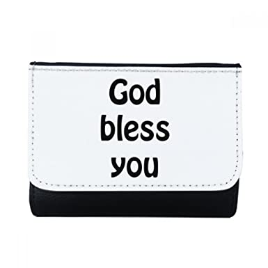 Amazon Com God Bless You Christian Quotes Multi Function Faux