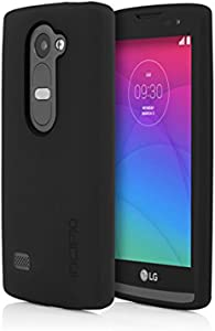 LG Leon LTE / LG Tribute DUO / LG Tribute 2 Case, Incipio [Flexible] [Impact Resistant] NGP Case for LG Leon LTE / LG Tribute DUO / LG Tribute 2-Translucent Black