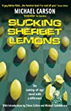 Sucking Sherbet Lemons by Michael Carson front cover