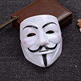 Halloween Masks, Compatible with V for Vendetta