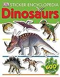Sticker Encyclopedia: Dinosaurs (DK Sticker Encyclopedias)