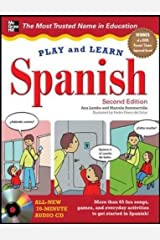 Play and Learn Spanish with Audio CD, 2nd Edition Hardcover