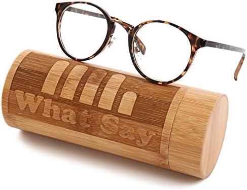 ゴールドブリッジ クラシックフレーム カラーレンズ サングラス クリアレンズ 伊達メガネ 全19色 アジアンフィット トレンド UV400 メンズ レディース ソフト & ハードケース 付