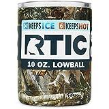 RTIC 10 oz Tumbler, Kanati Camo